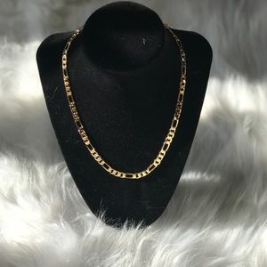 Thickems Gold Link Chain